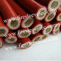 thermal resistant fire protective sleeve