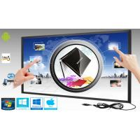 Best Large Inch Infrared Touch Frame Tb Series Multi Touch Points Touch Overlay wholesale