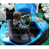 Best Hote Sale Cars Amusement Park Kids Bumping Car Games In Sibo wholesale