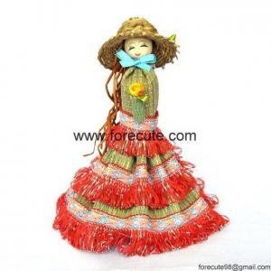 Best Straw Barbie Dolls Used As Folk Toys, Festival Supplies wholesale