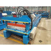 China Industrial Roof Roll Forming Machine 7/8'' Corrugated Roof Sheet Making Machine on sale
