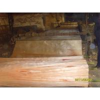 Best Rotary Cut Yellow Okoume Face Veneer , 0.20 mm - 0.60 mm Thickness wholesale