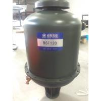 Best High Volume BSF120 Oil Mist Filter , Oil Rotary Vacuum Pump Oil Mist Eliminator Filter wholesale