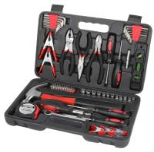 Best cheap tool sets 72pcs hand tools set box home tool kit wholesale