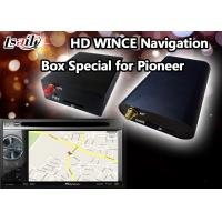 China WINCE 6.0 High Definition Car GPS Navigation Box for Pioneer with Touch Screen on sale