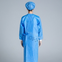 Best 2020 New Automatic Non Woven Disposable Hospital Surgical Gowns Making Machine wholesale