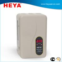 Best Voltage Stabilizers 2KVA relay control avr for TV/air conditioner/home appliances with wall hanging wholesale