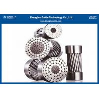 China Bare Aluminum Conductor Steel Reinforced Overhead LV/ MV/ HV ACSR Bare Conductor on sale