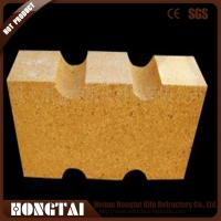 Buy cheap Blast furnaces and hot blast furnaces used low porosity fire clay brick product