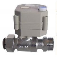 Best 3/4 Inches Motorized Valve (T20-N2-B) wholesale