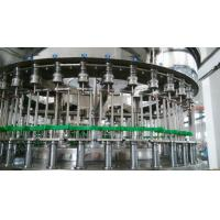 Industrial Water Filling Equipment High Speed Mitsubishi PLC