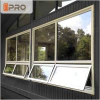 Best Australia Standard Extrusion Aluminium Awning Windows Energy Saving wholesale