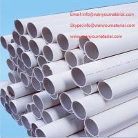 Best High Quality UPVC Plstic PVC Pipe Made in China info@wanyoumaterial.com wholesale