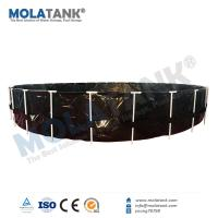 Best Molatank Soft RAS Fish Farming Water Tank with Ornaments and Air Blower on Hot Sale wholesale