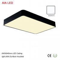 Best 48W 640x640mm modern stype and good price indoor LED Ceiling light for office lighting wholesale