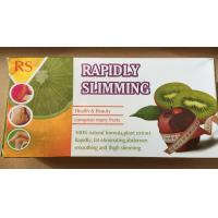 Best Rapid Fruit Natural Slimming Tablets , High Effective Slimming Advanced Capsule wholesale