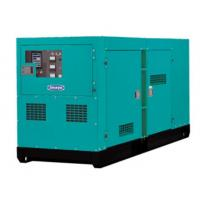 Best Komatsu SAA6D102E-2-D Used 3 Phase Generator With Perfect Control Panel wholesale