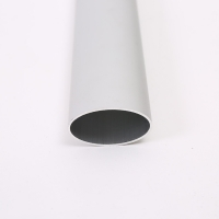 China Powder Coating  Mill Finish Oval T5 T6 Extrusion Tent Profiles on sale