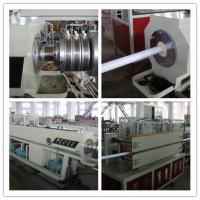 Best Rigid PVC Pipe Extrusion Line Pvc Pipe Extrusion Machine For Sweage Treatment wholesale