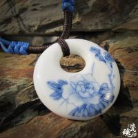 Best woman Ceramic necklace wholesale