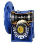 Best NMRV030 Speed Reduction Gearbox Nickel Bronze Alloy Worm Gear Box Q / QS1-1999 wholesale
