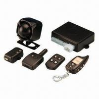 Buy cheap 2-way Remote Starter Car Security Systems with Siren Output and Call Out from wholesalers