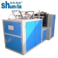 Best High Automation Disposable Cup Making Machine Durable Three Phase wholesale