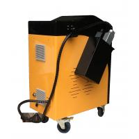 Best Oxide Removal 120W Fiber Laser Cleaning Machine Mold Cleaning Surface Preparation wholesale