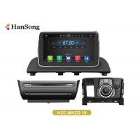 Best Android Car Split  Stereo Car Multimedia System With Gps Mazda CX-4 Brands wholesale