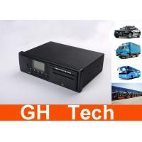 Cheap Dual Locating Vehicle Data Recorder for Bus Tracker / Passenger Cars , Low Power Consumption for sale