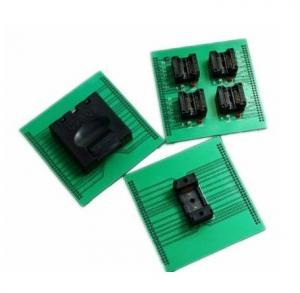 Best BGA107RN Programming Socket BGA107RN Adapter for UP818 UP828 wholesale