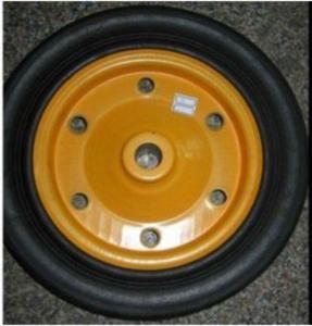 China Solid Rubber Wheel/wheelbarrow Wheel on sale