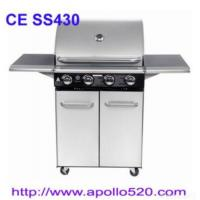 Best 4burner Outdoor Bbq Barbecue Stainless wholesale