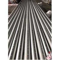 Best ASTM B729 Nickel Alloy Pipe High Strength Pickled / Annealed Tube Finish wholesale