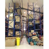 China Adjustable Galvanized Heavy Duty Metal Shelving on sale