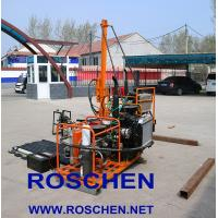 Best Portable Drilling Rig Equipment , Borehole Drilling Rig For Wireline Diamond Core Drilling wholesale