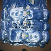 Buy cheap 0.20mm Monofilament Fish Nets, Blue Color, Best Quality in Markets. Double Knot from wholesalers