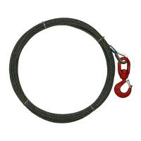 China Spring Loaded Latch Rope , Wire Rope Winch Swivel Hook Multiple Sizes For Tow Truck on sale