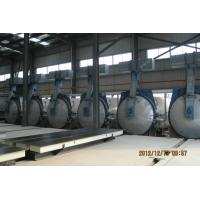 Cheap Saturated Steam AAC Chemical Autoclave / AAC Block Machine , High Temperature for sale
