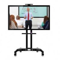 China Conference Interactive Digital Signage , Finger Touch Interactive Board on sale