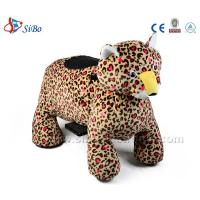 Best 4 Wheels Bicycle Toy Ride Animal Ride For Mall Battery Animal Ride Plush Motorized Animals wholesale