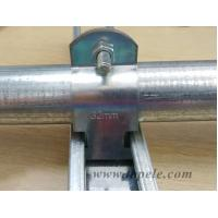 Best 20mm 25mm 32mm Electronic BS4568 Conduit Strut Clamp Thickness 1.5m 2.0mm wholesale