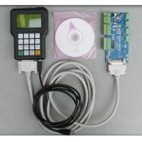 China Wireless Channel Handle Remote 0501 DSP Controller For CNC Router Machine on sale