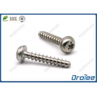 Buy cheap WN 5451 304 Stainless Steel Torx Washer Head PT Screws for Plastics from wholesalers