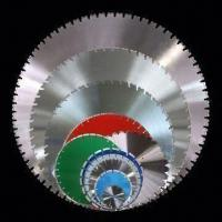 China Laser Welded Saw Blades, Adapts Latest Advance Laser Welding Technology, Safe to Use on sale