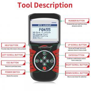 Best Obd2 Obd Window Closer Live Data Scanner Diagnostic Tool KONNWEI KW820 Scaner wholesale