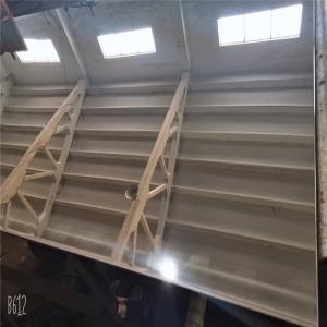 Best Ss 202 Mirror Finish Ss Sheet 4 X 8 316l 304l 22 20 Gauge 19 Gauge Stainless Steel Sheet wholesale