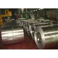 Best OEM 508mm S380 / S350 Hot Dip Double Size Galvanised Steel Coil wholesale