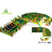 Buy cheap Supermarket Jungle Theme Playground Kids Climbing Plastic Soft Material from wholesalers