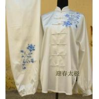 Best flowers patten kungfu clothing for women wholesale